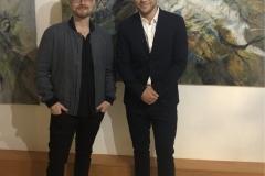 Sebastian Osterhaus und Michael Schneeberger (v.l.n.r.)
