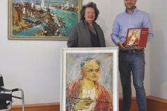 Petra Hoffmann und Michael Schneeberger