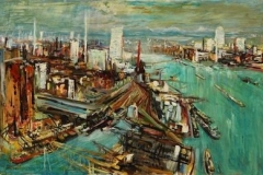 Rheinhafen Basel Arthur Schmidt