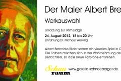 24.08.2012: Albert Brennink - Werkauswahl
