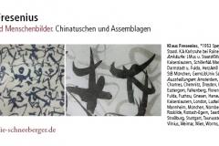 18.04.2010 - 28.05.2010: Klaus Fresenius - Menschenbilder