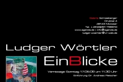 17.05.2009 - 21.06.2009: Ludger Wörtler - Einblicke
