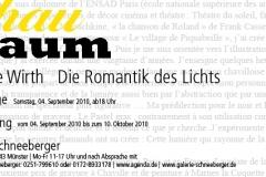 Pascale Wirth - Die Romantik des Lichts
