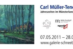 Carl Müller-Tenckhoff - Jahreszeiten im Münsterland